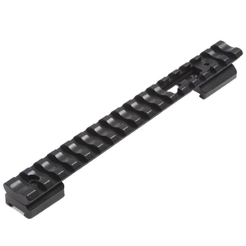 Recknagel Cocheril Picatinny para Sako Med largo rifle, 20 Moa [57050-2114]