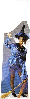 Fantastico Costume Streghe Dimensioni 42-mostra Il Titolo Originale
