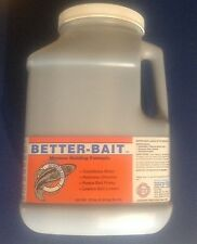 SURE LIFE  BETTER BAIT  12 LB.  BOTTLE  MINNOW HOLDING FORMULA SL104  NEW