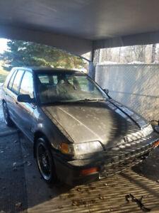 1988 Honda Civic rt4wd