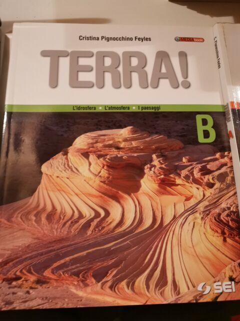 TERRA! VOL.A+B CRISTINA PIGNOCCHINO FEYLES - SEI