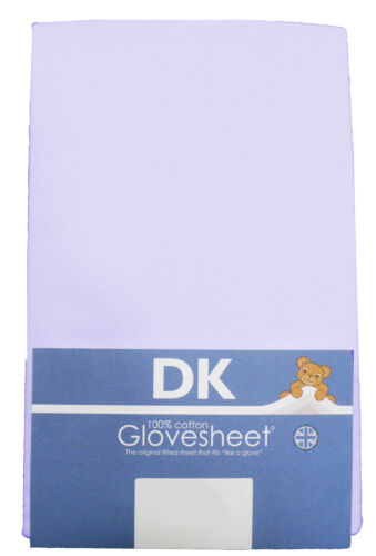 Super Soft Jersey Cotton TOP QUALITY DK Fitted Pram//Carrycot Sheets 74 x 28 cm