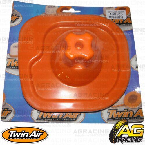 Twin Air Airbox Air Box Wash Cover For KTM SX 125 2012 12 Motocross Enduro MX