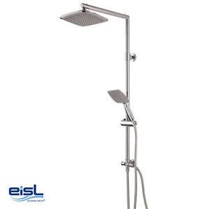 eisl-Design-Duschsaeule-CHAMPAGNE-DX1000CACS-mit-Umsteller-fuer-Kopf-amp-Handbrause