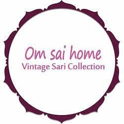 Vintage Sari Collection