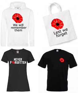 Poppy T Shirt Hoodie Bag Apron Male Mens Ladies Female Man Appeal Legion