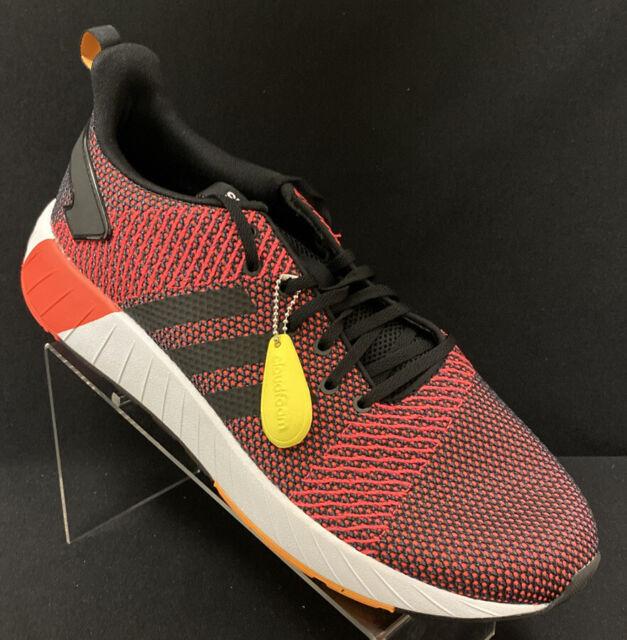 Size 13 - adidas Questar BYD Solar Red
