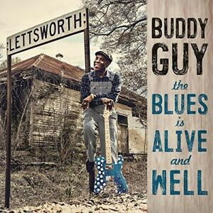 Buddy-Guy-The-Blues-Is-Alive-And-Well-New-Vinyl-LP-Gatefold-LP-Jacket-150-G