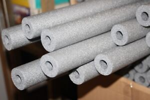 PIPE LAGGING 15MM X 13MM X 1MTR   20 MTRS