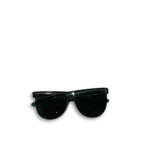 New NIB Electric Low Note Midnight Green Women/'s Sunglasses