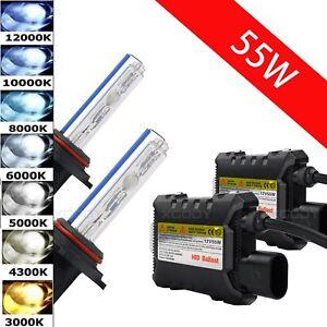 2x-HID-Xenon-55W-Light-Conversion-Kit-Bulbs-H1-H3-H7-H4-H11-H13-9006-9005-880-1