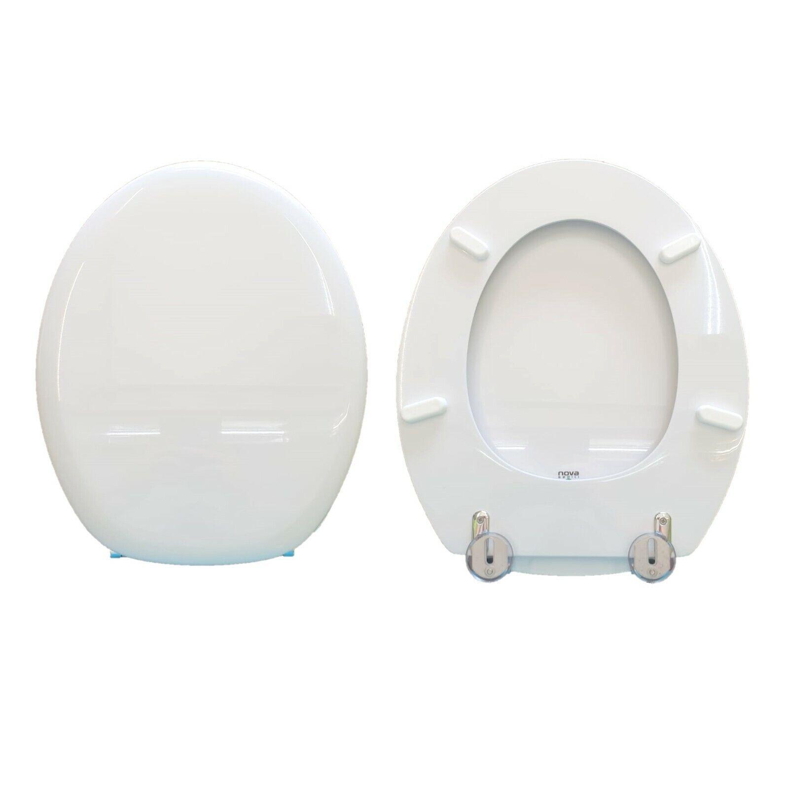 Copriwater RIACE SIMCA compatibile laccato bianco lucido poliestere