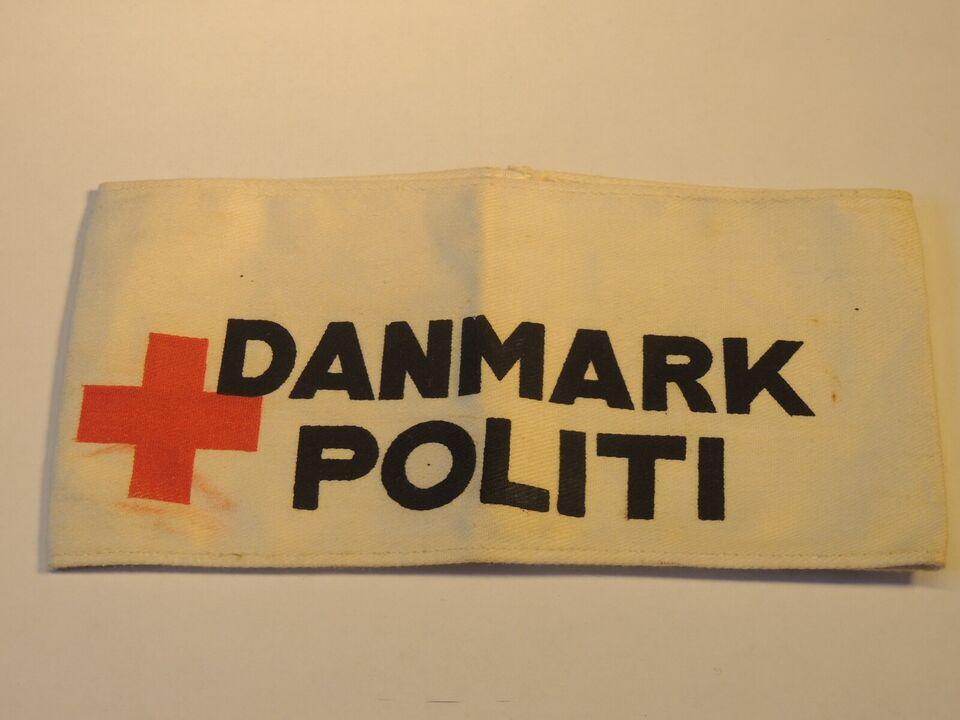 Militær, ARMBIND DANSK POLITI LANDSINDSAMLING 1945