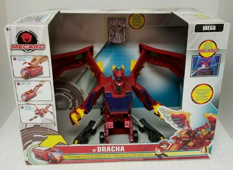 Mevoitured Mega Dracha  Transforming Robot Jouet Camion-Exclusive Super pouvoirs Jeu voiturete  vente en ligne