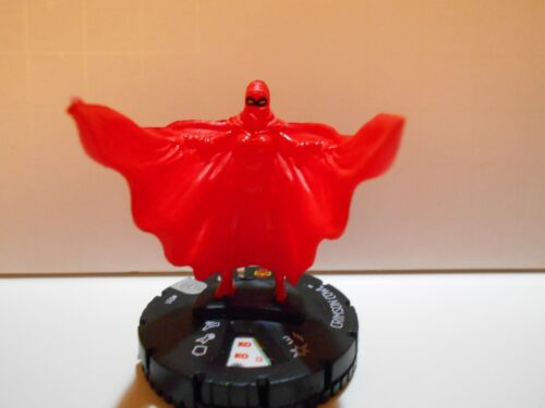 Heroclix Invincible Iron Man #31 Crimson Cowl 031