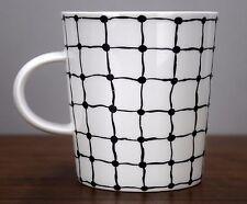 Design House Stockholm Bono Coffee Mug C Kippel Bone China Black White