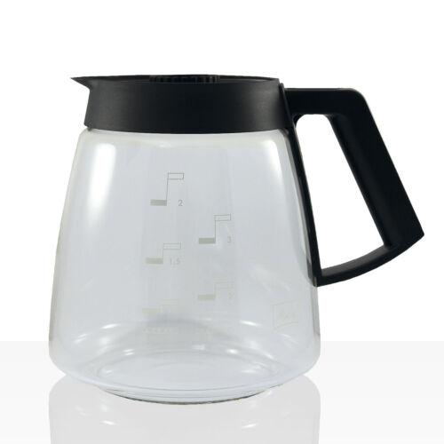 Melitta Glaskanne 2,2l Kaffee-Kanne aus Glas
