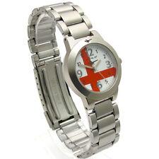 GOLA Boys Childs England St George Bracelet Watch & Dogtag Set Bargain Unboxed