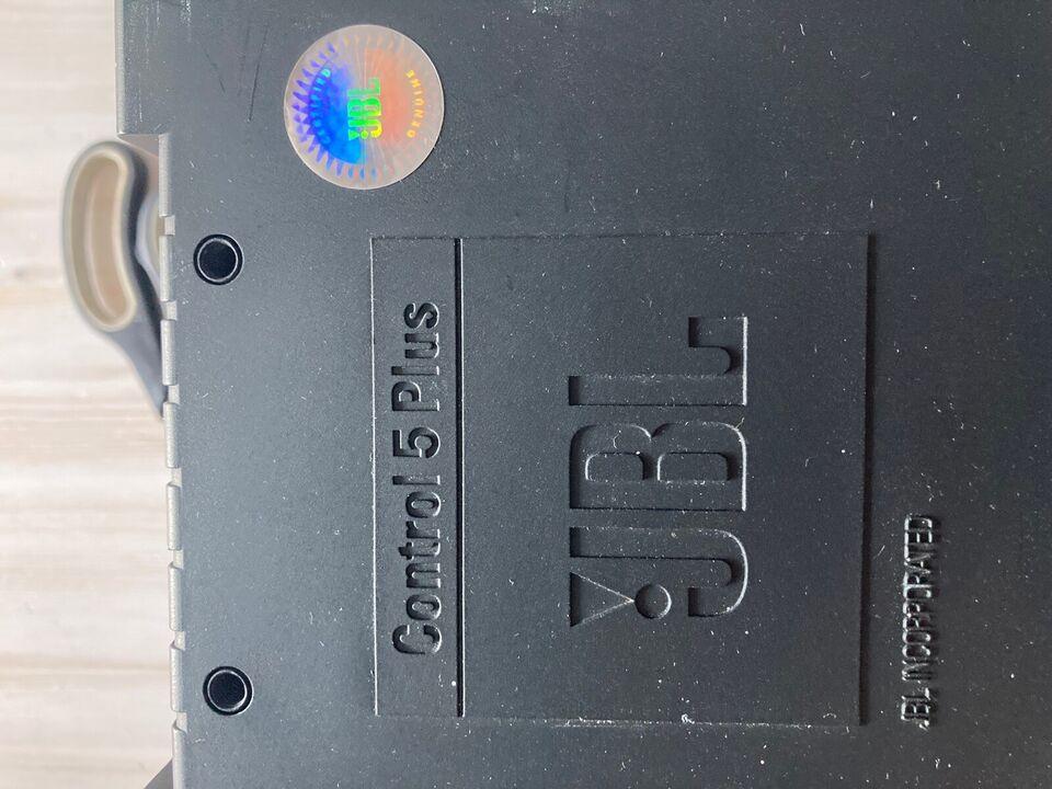 Højttaler, JBL, Control 5