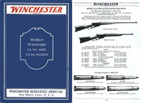 Winchester 1930 Guns and Ammunition Catalog