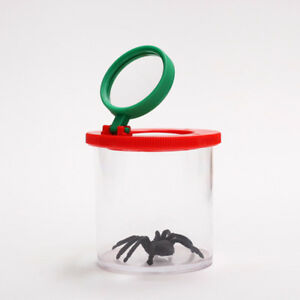Multi-function-3-Times-6-Times-Bug-Box-Magnifier-Observation-Insect-Tool-Kid