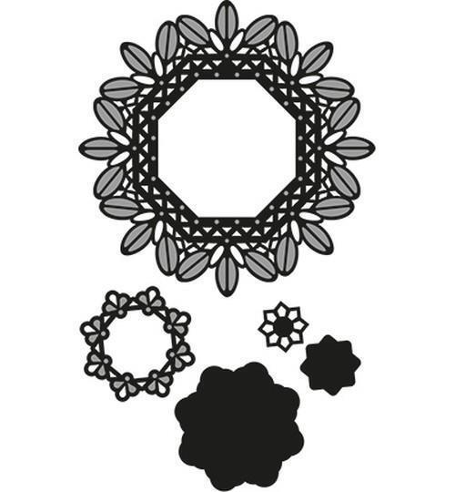 Marianne Design Stanzschablone Craftables Kartenständer CR1408