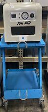Jun Air 1770008 Electric Air Compressor Rocking Piston Oil Less 2014 9559