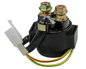starter motor relay 12v for baotian bt50qt 9 ebay. Black Bedroom Furniture Sets. Home Design Ideas