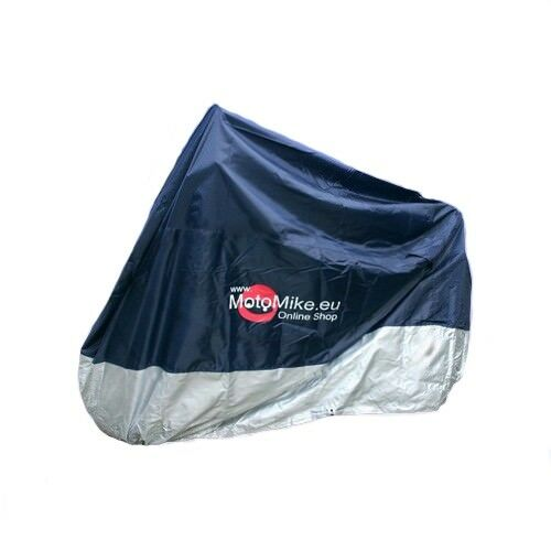 ciclomotores /& Scooter JMP lona cobertora garaje plegable outdoor azul//plata para motocicletas