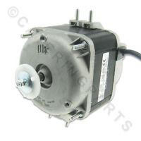 Elco condensor evaporator fan motor walk in freezer ebay for Walk in cooler motor