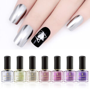 BORN-PRETTY-6ml-Metal-Mirror-Nail-Polish-Gold-Silver-Nail-Art-Varnish