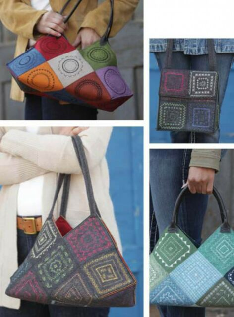 Permission Purse Sewing Pattern From Indygo Junction Ebay