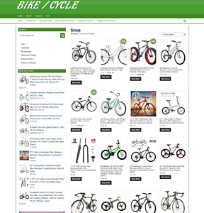 BIKE-CYCLE-UK-WEBSITE-WITH-ONE-YEARS-HOSTING-DOMAIN-EASY-TO-RUN-AT-HOM