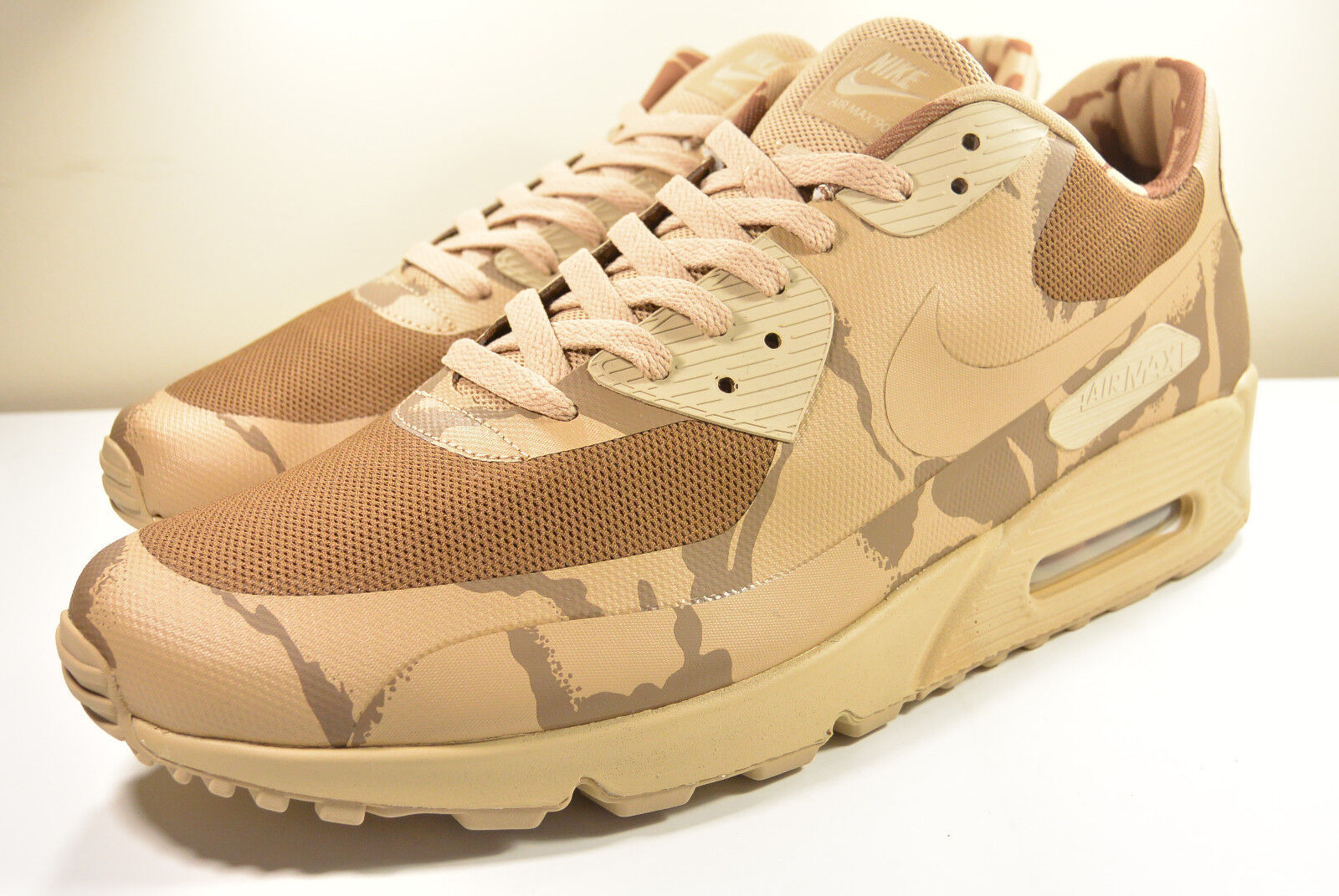 the latest f689e 779e3 Nike Air Max 90 SP UK 2013 Camo Hemp Military Brown Size 13 DS for ...