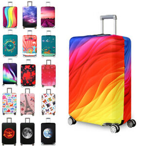 18-034-32-034-Elastic-Suitcase-Cover-Luggage-Protector-Spandex-Dust-proof-Anti-scratch