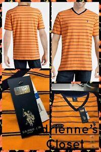 U-S-Polo-Assn-Striped-T-shirt-NWT-SZ-XL
