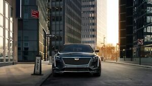 2019-Cadillac-CT6-V-Sport-Auto-Car-Art-Silk-Wall-Poster-Print-24x36-034