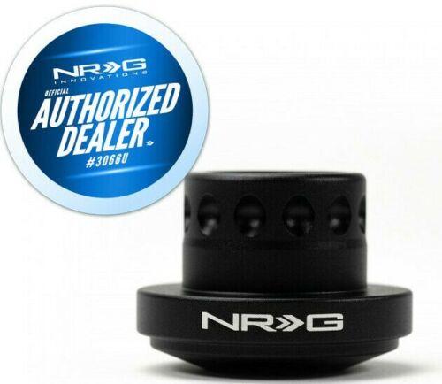 NEW NRG VERSION 2 STEERING WHEEL RACE HUB  SRK-RL120H-BK