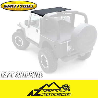 Smittybilt 93315 Denim Black Standard Top