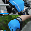 Microfiber Half Finger Bicycle Gloves in Four Colors Type for Size M//L//XL//XXL