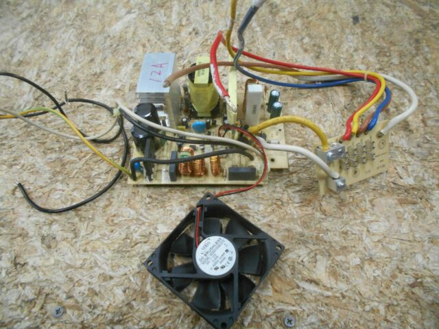 Diagram Hengs Rv Power Converter Charger Board Hns12