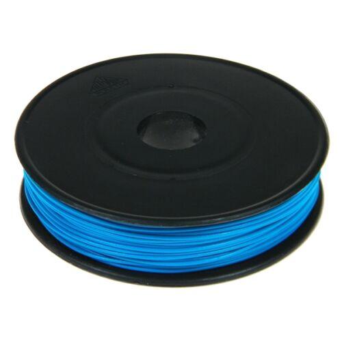 0,17 €//m 100m flexible toron 0,04mm² extra mince câble dekoderlitze Cable wire