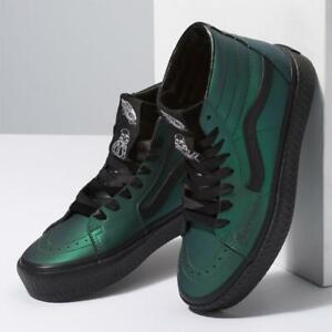 Neu werden beliebte Marke neue Produkte für Details about VANS x HARRY POTTER Dark Arts Sk8-Hi Platform Men's Women's  Skateboard Shoes