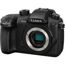 Panasonic Lumix DC-GH5KBODY Mirrorless 20.3MP Digital Camera - Black