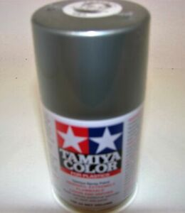 Details about Tamiya 85017 Lacquer Spray Paint, TS-17 Gloss Aluminum -  100ml Spray Can