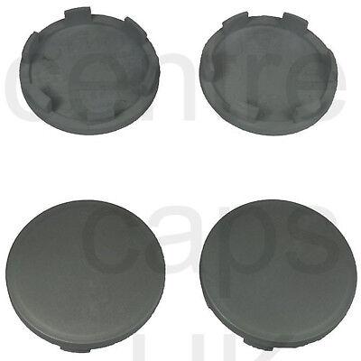 4 x ALLOY WHEEL HUB CENTRE CAPS 62mm 56mm  Borbet Ronal Aluett