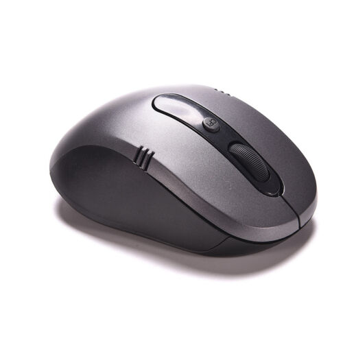 2.4GHz Wireless Optical Mouse USB2.0 Receiver Adjustable for PC Desktop**
