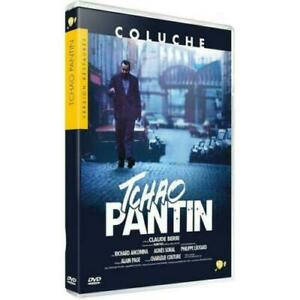 DVD : Tchao Pantin - Coluche - NEUF