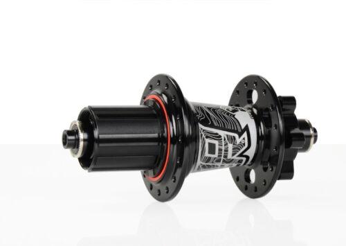 Koozer XM490 Hubs Set 32 Hole Mountain Bike MTB Disc Brake Front Rear Hub Black