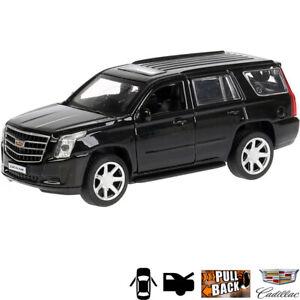 1:36 Scale Diecast Metal Model Car Cadillac Escalade Full ...